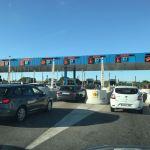 Viajar a Cádiz por autopista será más caro a partir del uno de enero