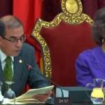Doña Sofía recoge el I Premio Carrillo Salcedo a los Derechos Humanos otorgado por la US