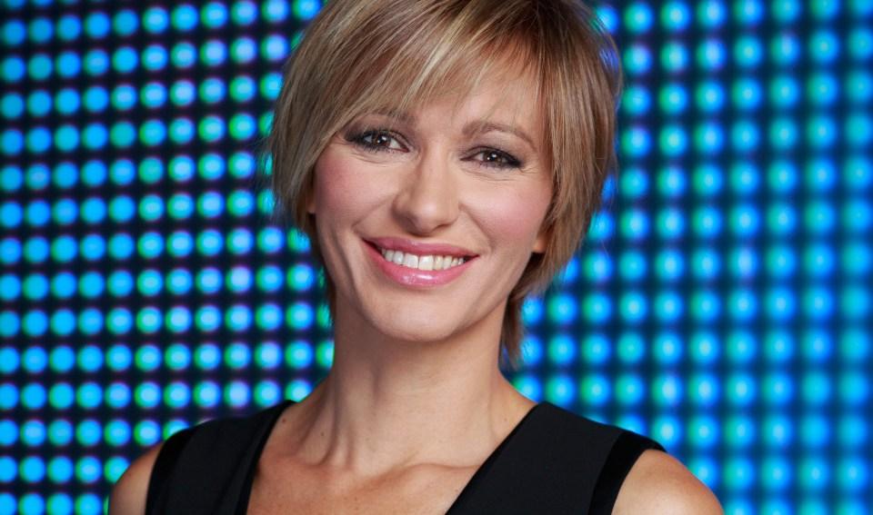 Susanna Griso, premio Ondas como mejor presentadora de TV