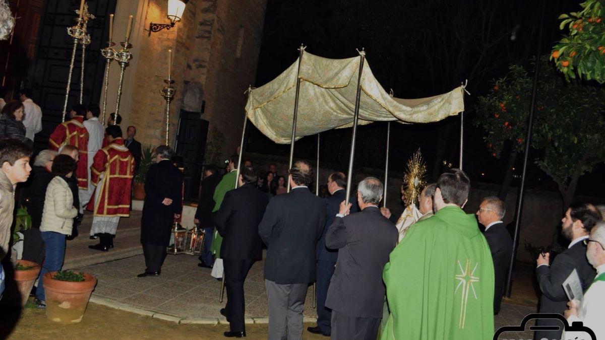 Hermandades Sacramentales no fusionadas de Sevilla