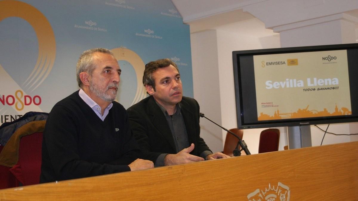 Presentación de la campaña de captación de viviendas de Emvisesa