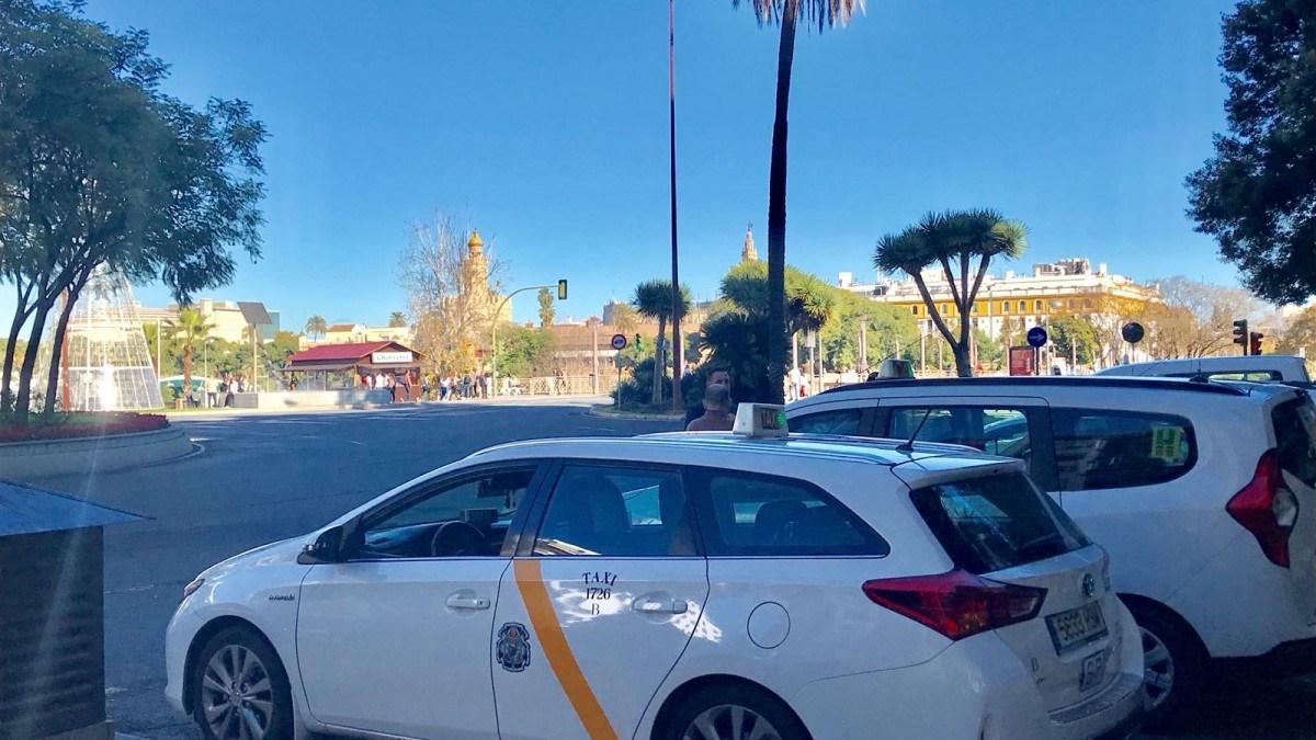 La Policía Local detecta nuevas irregularidades en el sector del taxi.