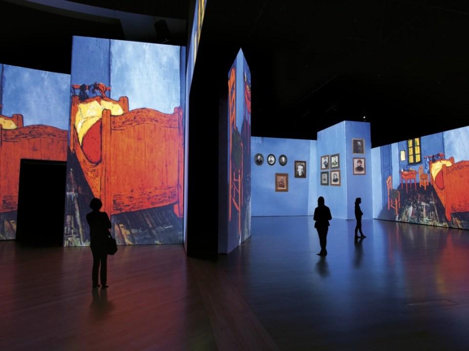 Van Gogh Alive se inaugura el 1 de febrero en Sevilla