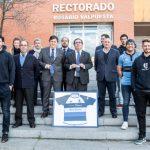 La Universidad Pablo de Olavide patrocinará al Ciencias Cajasol las próximas temporadas