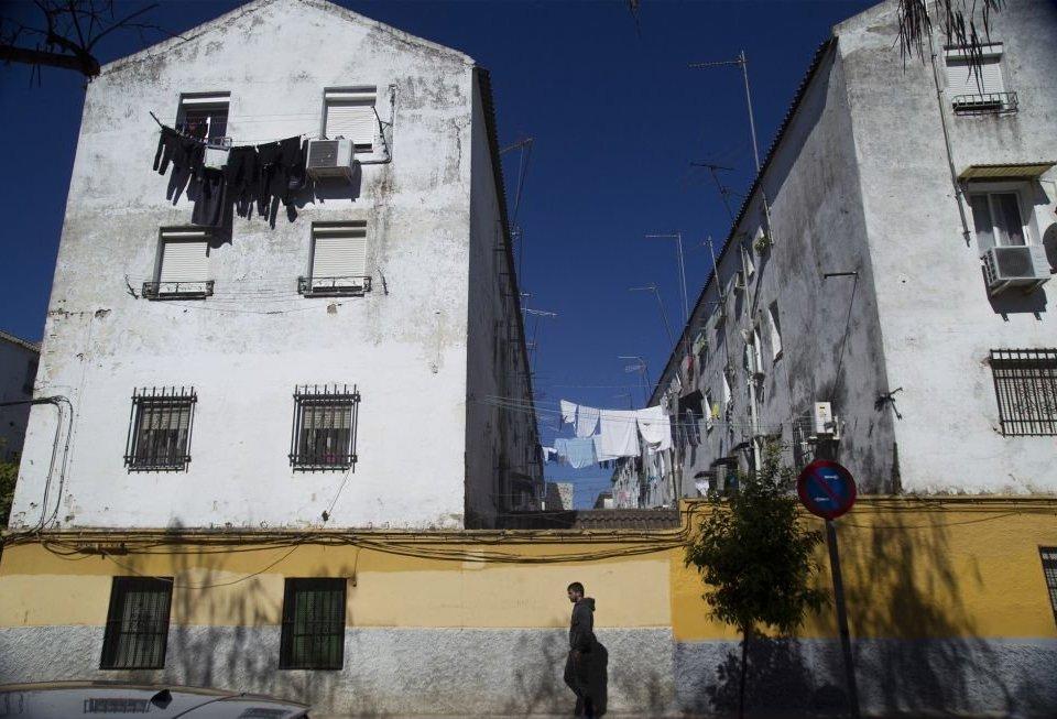 Los Pajaritos, el barrio mas pobre de España según UGT