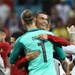 España y Cristiano brillan, De Gea falla y el VAR compensa y decepciona