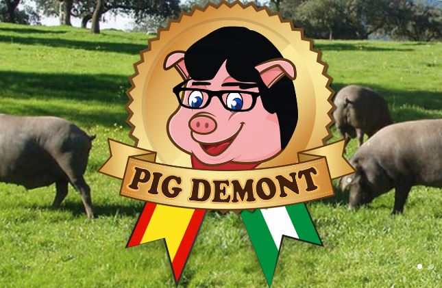 La marca de productos ibéricos Pig Demont