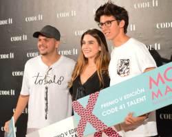 Eder Aurre, Álvaro Calafat y María Vera premiados en Code 41 Trending