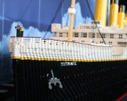 Viajar con el Lego en el Pabellón de la Navegación de Sevilla