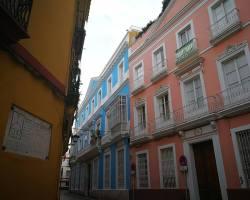 La antigua calle de la Imprenta