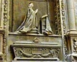 El dinosaurio de la Catedral de Sevilla