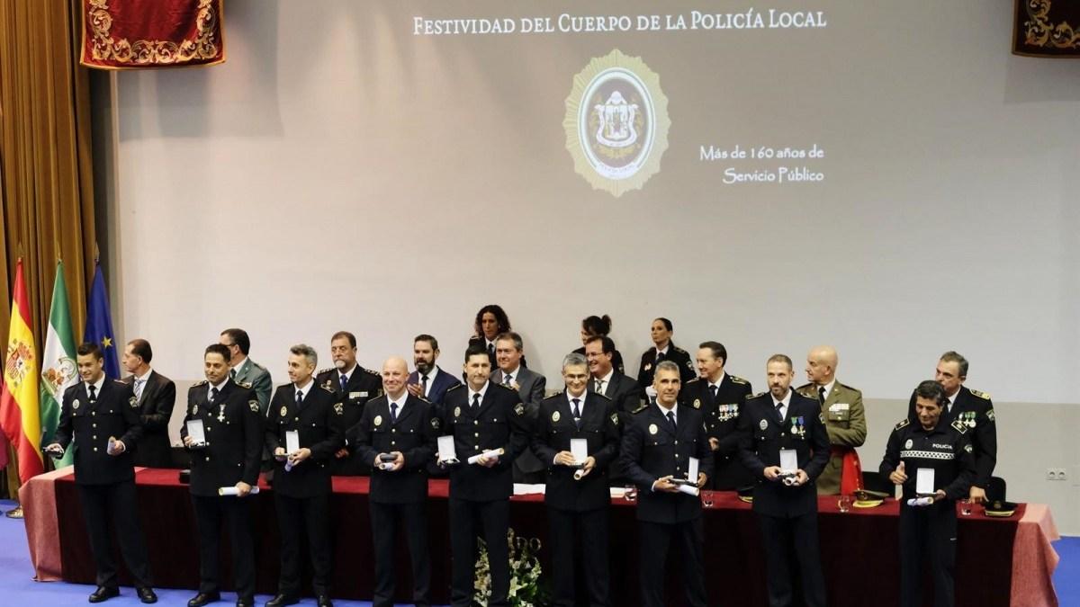 Día de la Policía Local en Fibes