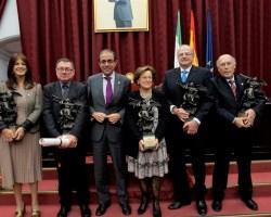La Universidad de Sevilla premia a cinco de sus investigadores