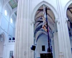 La copia en Madrid del Cristo de la Buena Muerte