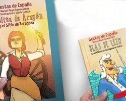 Blas de Lezo y Agustina de Aragón en clave infantil llegan a Sevilla