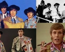 Los Beatles y Los Bravos de toreros