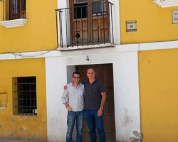 El compositor sevillano José Abraham se convierte en gran Mecenas para rehabilitar la casa natal de Velázquez