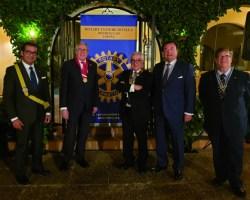 Dimas Rizzo, nuevo presidente de Rotary Club de Sevilla