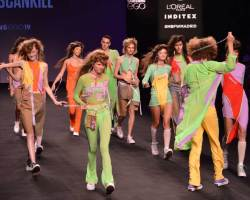 Dominnico gana Mercedes Benz Fashion Talent 2019