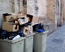 Hasta aquí llegó la basura en 2019