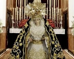 Regla y espiga de Sevilla, en besamano
