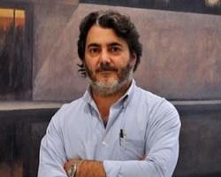 Daniel Bilbao Peña cartelista de la Semana Santa de Sevilla de 2020.