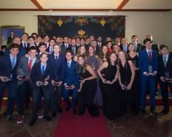 El Real Círculo de Labradores celebró su Gala del Deporte 2019