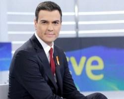 Intento de boicot a la entrevista de Pedro Sánchez