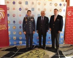 El Ejército del Aire, EUSA y ASET firman un convenio para fomentar y divulgar el contenido histórico y cultural del Acuartelamiento Aéreo de Tablada