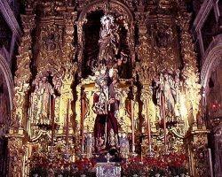 Cuando el GranPoder residió en el Convento de Santa Rosalía
