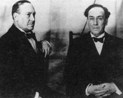 La España Única de los hermanos Machado
