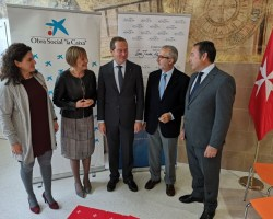 La Fundación Hospitalaria Orden de Malta en Sevilla abrirá un dispensario médico para personas sin hogar en Torneo