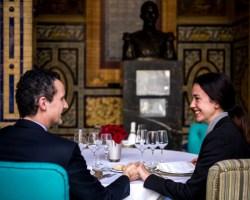 San Valentín en el Hotel Alfonso XIII