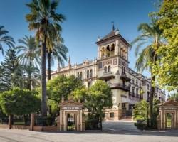 """Gala """"Sevilla Creativa"""" en el Hotel Alfonso XIII contra el Cáncer"""