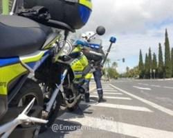 Se refuerzan los controles en las salidas de Sevilla para evitar desplazamientos durante el fin de semana