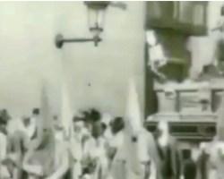 """El primer """"vídeo"""" de la Semana Santa de Sevilla data de 1.898"""