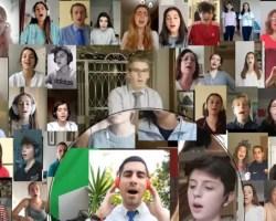 El Coro del Colegio Internacional Europa nos invita a mantenernos alegres en estos días
