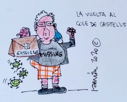 La vuelta al cole de Castells
