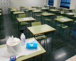 Huelga el viernes de la Educación andaluza