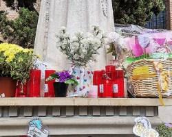 Sevilla sigue a los pies de Santa Ángela de la Cruz en el 38 aniversario de su beatificaciónPor Juan Pablo II y en el campo de la Feria