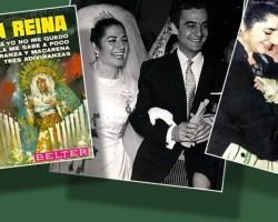 Juanita Reina declarada Patrimonio Inmaterial MacarenoJunto a nueve figuras más de relieve en la historia de la Hermandad