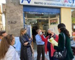 """VOX rechaza la peatonalización de la Avenida Cruz Roja""""Juan Espadas no acepta la voluntad democrática de todo un barrio"""""""