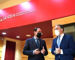 Tras conocer las nuevas medidas, los empresarios andaluces piden a la Junta ayudas urgentesEl presidente de la patronal se ha reunido de inmediato con el consejero de la Presidencia