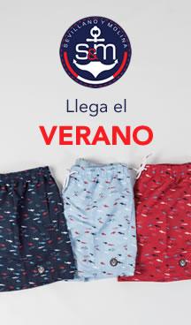 Sevillano y Molina - Llega el Verano - Bañadores hombre