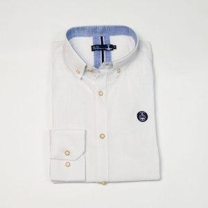 Sevillano y Molina - Tienda online moda hombre - Camisa Sarakiniko Blanco