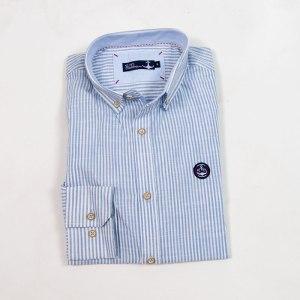 Sevillano y Molina - Tienda online moda hombre - Camisa Macarelleta Celeste