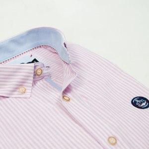 Sevillano y Molina - Tienda online moda hombre - Camisa Macarelleta Rosa