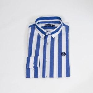 Sevillano y Molina - Tienda online moda hombre - Camisa Simikab Azulón