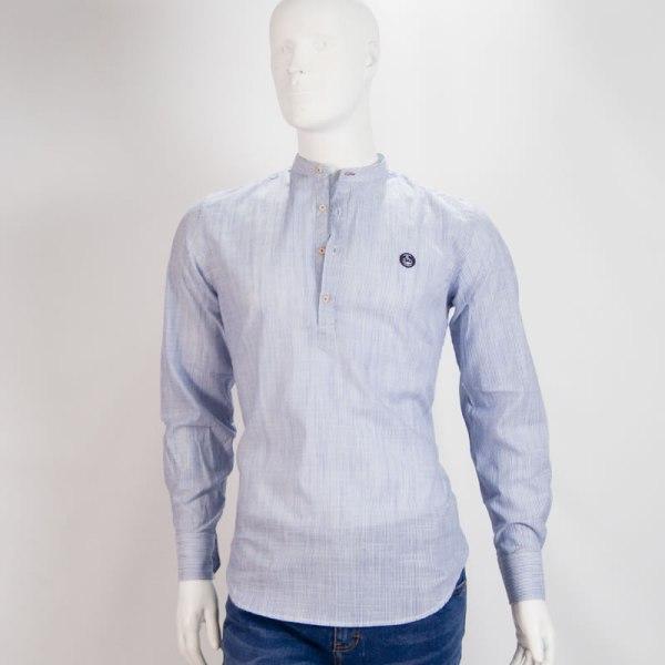 Sevillano y Molina – Tienda online moda hombre – Camisa Palolem Azulón – Poleras Hombre