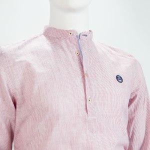 Sevillano y Molina - Tienda online moda hombre - Camisa Palolem Rojo - Poleras Hombre